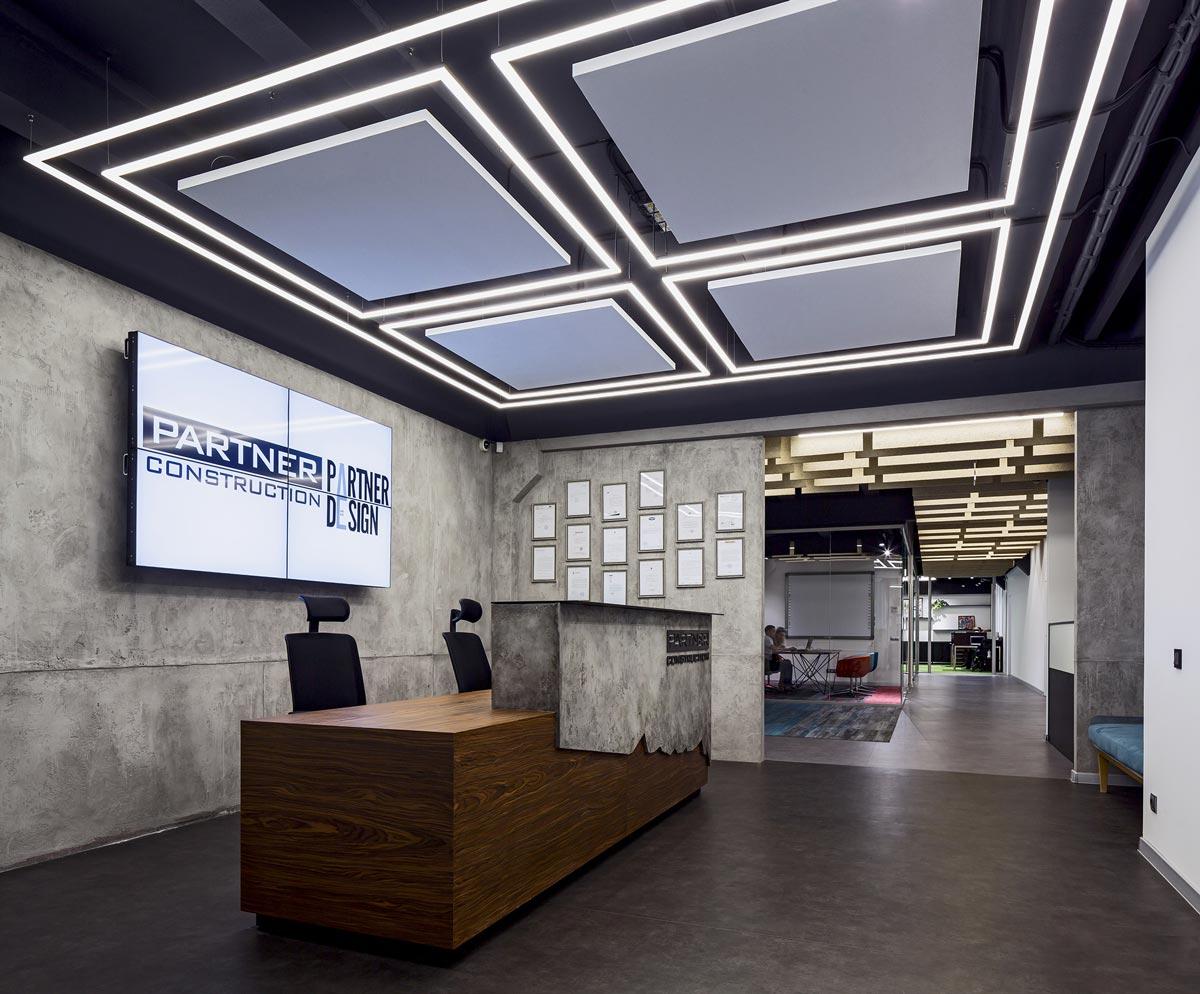 Офис Partner Construction Group, Киев