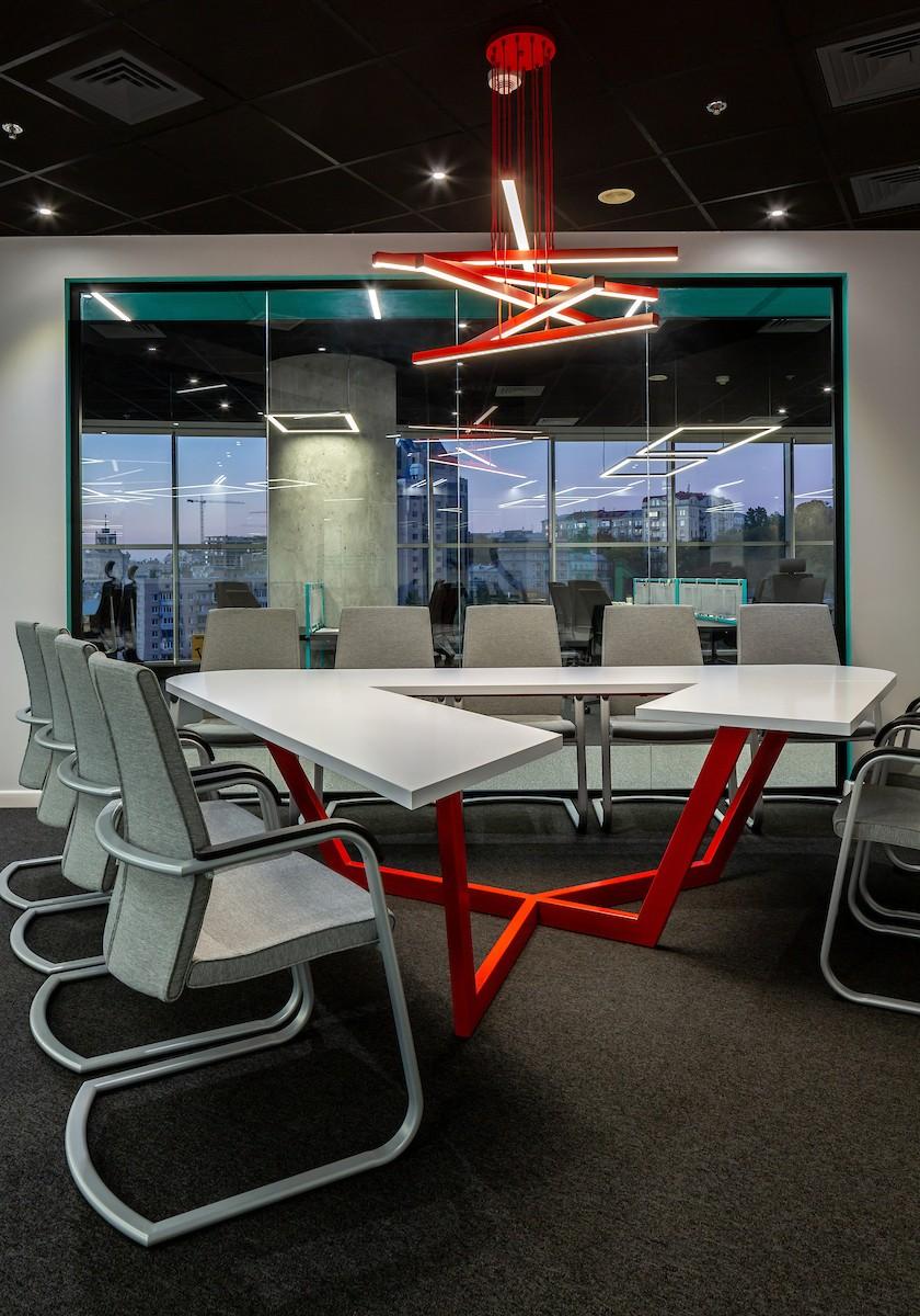 дизайн офиса partner design