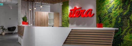 Офис Itera. Дизайн от Partner Design