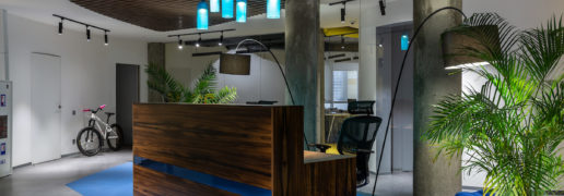 Офис WePlay. Дизайн от Partner Design